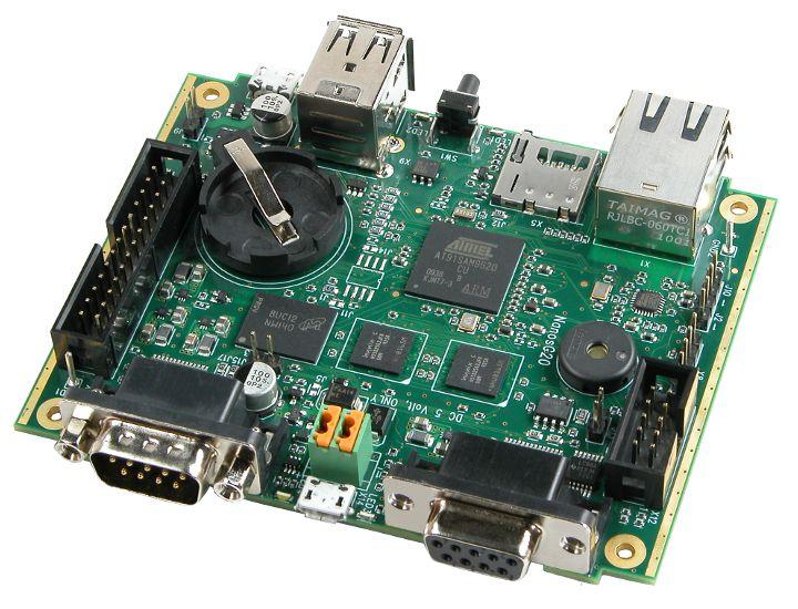 NanosG20 (Linux SBC) - Ledato